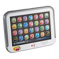 Fisher-Price Lernspaß Tablet Grau CDG57