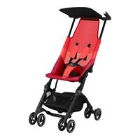 GB Good Baby Buggy Pockit Air All Terrain Design 2019 Rose Red