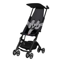 GB Good Baby Buggy Pockit Air All Terrain Design 2019 Velvet Black