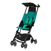 GB Good Baby Buggy Pockit Design 2018 Laguna Blue | turquoise