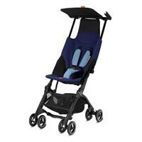 GB Good Baby Buggy Pockit Design 2018 Sapphire Blue | navy blue
