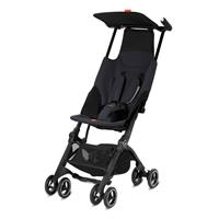 GB Good Baby Buggy Pockit Design 2018 Satin Black | black