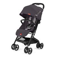 GB Good Baby Buggy QBIT Design 2018 Silver Fox Grey | mid grey