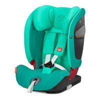 GB Good Baby Kindersitz Everna-Fix Design 2019 Laguna Blue