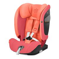 GB Good Baby Kindersitz Everna-Fix Design 2019 Rose Red