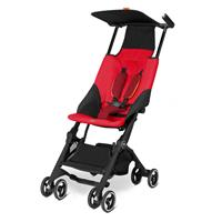 GB Buggy POCKIT Dragon Red - red