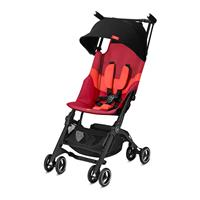 GB Good Baby Buggy Pockit+ All Terrain Design 2019 Rose Red