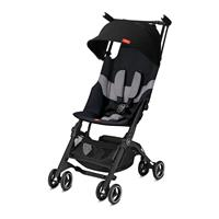 GB Good Baby Buggy Pockit+ All Terrain Design 2019 Velvet Black