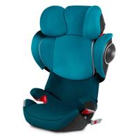 GB ELIAN-FIX Kindersitz 2017 Capri Blue - turquoise