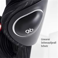 Ausgestattet mit Linearem Seitenaufprallschutz - Elian-Fix von goodbaby