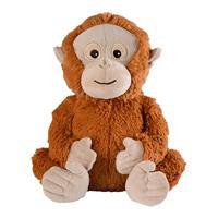 Greenlife Value Warmies warm stuffed animal Orang-Utan 01201