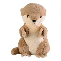 Greenlife Value Warmies warm stuffed animal Otter 01205