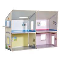 Haba Little Friends – Puppenhaus Villa Sonnenschei