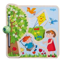 Haba Babybuch Lieblingsjahreszeit