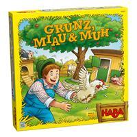 Haba Grunz, Miau & Muh