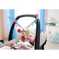 haba 301626 Kinderwagenkette Kalle Kasper 2 Detailansicht 01
