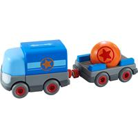 Haba Kullerbü battery truck with trailer 304820