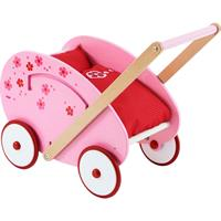 Haba Doll Pram Wildflower dream