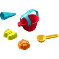 Haba sand toy creative set