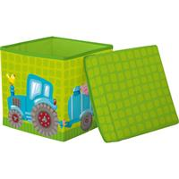 Haba seat cube tractor