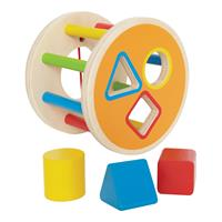 Hape 1-2-3 shape sorter