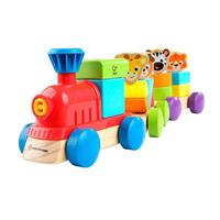 Hape Baby Einstein wooden toy Discovery Train E11715