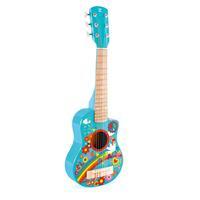 Hape Spielzeug Gitarre Flower Power