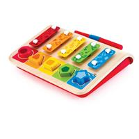 Hape toy My first xylophone & piano