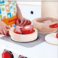 Hape Deluxe Mini Kitchen Spielküche aus Holz