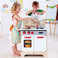 Hape Deluxe Mini Kitchen wooden game kitchen