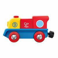 Hape tapfere kleine Lokomotive für Holzeisenbahn