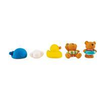 Hape Badespielzeug Teddy und seine Freunde E0201