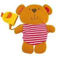 Hape Teddy Waschhandschuh mit Entchen E0200