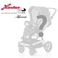 Hartan Kinderwagen Xperia Selection Grey Melange