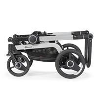 Xperia GTX von Hartan | kompaktes Kinderwagen Faltmaß