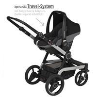 Hartan Travel System mit Adaptern für Babyschale