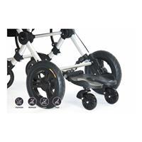 Hoco Bump Rider Buggy Board für Kinderwagen Anthrazit
