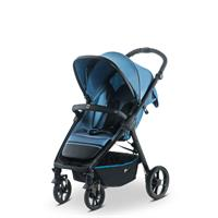 Moon JET R City Buggy 2018 Blue/Nylon