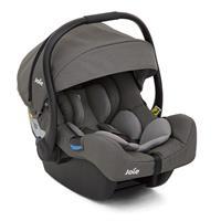Joie i-Gemm Babyschale nach i-Size Norm 40 bis 85cm 2019 Foggy Gray