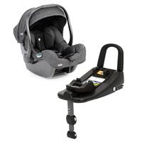 Joie i-Gemm Babyschale mit IsoFix Basis i-Base Advance Pavement