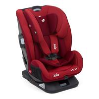 Joie Verso All-in-one Kindersitz ab Geburt bis 12 Jahre Gr.0+/1/2/3 2019 Cherry