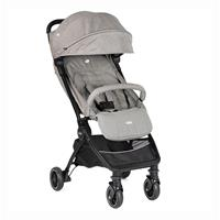 Joie Pact Reisebuggy mit Transporttasche Design 2020 Gray Flannel