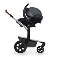 Joolz Babyschale iZi Go Modular by BeSafe mit Day Fahrgestell