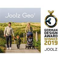 JOOLZ Geo2 Kinderwagen mit Gestell, oberer Wanne, oberem Sitz & Korb Quadro Edition