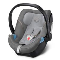 Gratis im Set: Maxi Cosi Babyschale Aton5 Gr.0+ ab Geburt Sparkling Grey