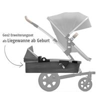 Joolz Geo2 Erweiterungs-Set 2019 Gorgeous grey