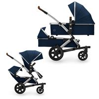 JOOLZ twin-stroller tandem-stroller push chair GEO2 Earth Edition Parrot Blue