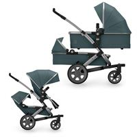 JOOLZ twin-stroller tandem-stroller push chair GEO2 Quadro Edition Blu