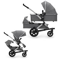 JOOLZ twin-stroller tandem-stroller push chair GEO2 Studio Edition Graphite