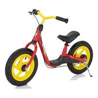 Kettler Laufrad Spirit Air 12,5 Rot / Gelb mit schwarzen Reifen